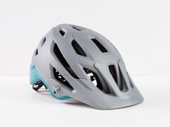 Bontrager Rally MIPS Gravel/Teal Ce
