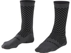 Bontrager Race Crew Grey Checkered