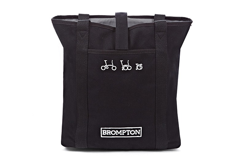 Brompton Tote Bag Black C W Cover Frame 55 00 Cycling